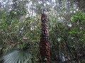 Folk Art Tiki Totem