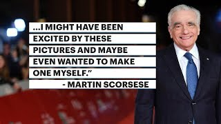 Martin Scorsese Clarifies His Harsh Marvel Comments
