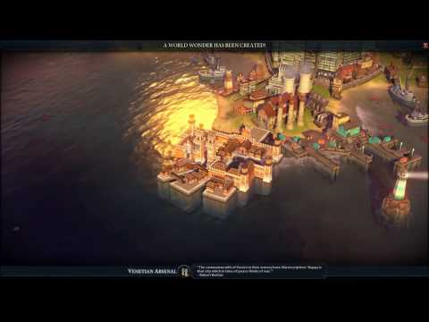 Civilization VI - Venetian Arsenal