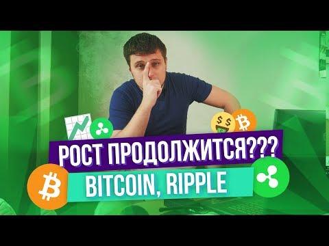💥 !SetUP НА РОСТ!💥 // RIPPLE // BITCOIN // Точки входа // Прогноз биткоин