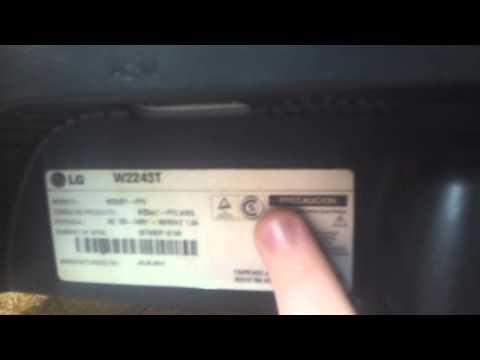 LG W2243T-PF WINDOWS 8 DRIVERS DOWNLOAD (2019)