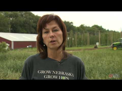 Lifestyle Gardening: Commercial Grower of Hops in Nebraska