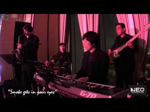 Neo Music Production - Instrumental Jazz Band Wedding Live Band - Four Seasons Hong Kong