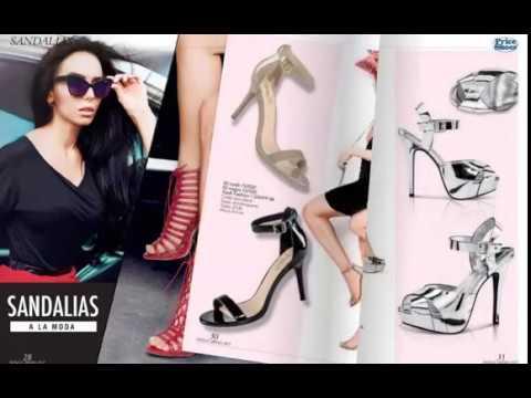 De Y Catalogo Vanguardia 2017moda Ropa Zapatos Price Shoes