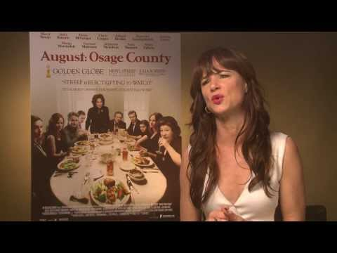 Juliette Lewis Interview - August: Osage County