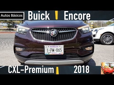 Buick Encore 2018 Mp3