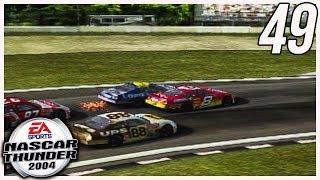 DALE JARRETT IS THE REAL MVP! | NASCAR Thunder 2004 Career Mode S2. Ep. 49