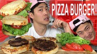 PIZZA BURGER MUKANG | Dongdigity