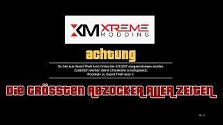 ABZOCKE pur - DAS ENDE VON XTREME-MODDING | GEBANNTE UNLOCK ALL ACCOUNTS JETZT WIRD ABGERECHNET