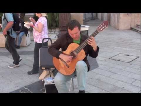Street Music (Virtuoso Classical Guitarist)