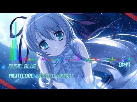 [ Nightcore - Bass Boosted ] Blue ( Da Ba Dee ) - Eiffel 65