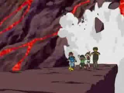 Pokemon Advanced I Wanna be a Hero
