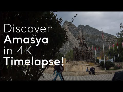 Turkey.Home - The Traditional Beauty of Amasya