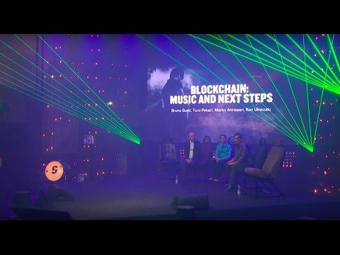 Blockchain, Music and Next Steps | Slush Music 2016