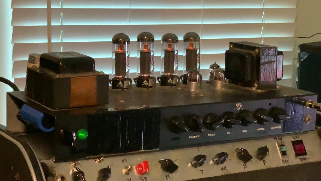 Official Mark Cameron Carnage Kemper Profile Studio Pack Jose High Low Gain amp