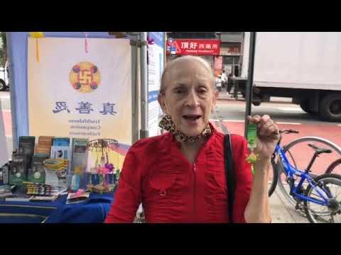 A Cuban lady denounced that Communism brought endless disasters 古巴女士痛斥共產主義 帶來的是無盡的災難(請打開字幕功能讀取中文翻譯)