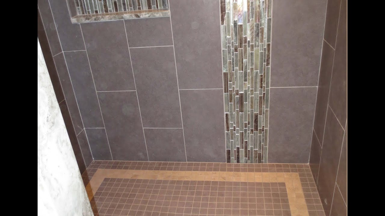 Tile Shower Failure and repair. Part 1 Fixing the mistakes. - YouTube