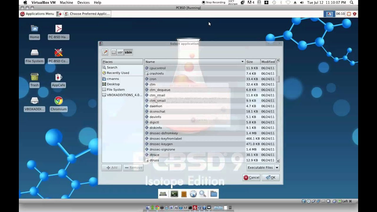 Upcoming Release PC-BSD 9.0 On...