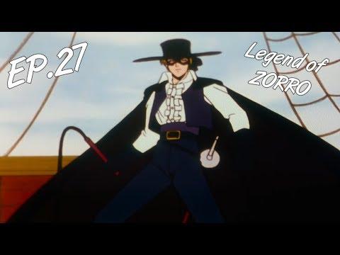The Legend of Zorro / Zorro Efsanesi - ep. 27 - Türk
