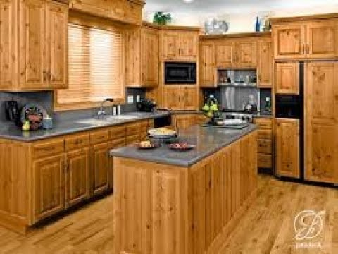 Tren Kitchen Set Dari Kayu Jati Belanda Youtube