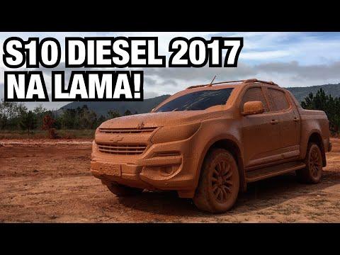 Teste - Nova Chevrolet S10 2017 na lama! - Falando de Carro - YouTube