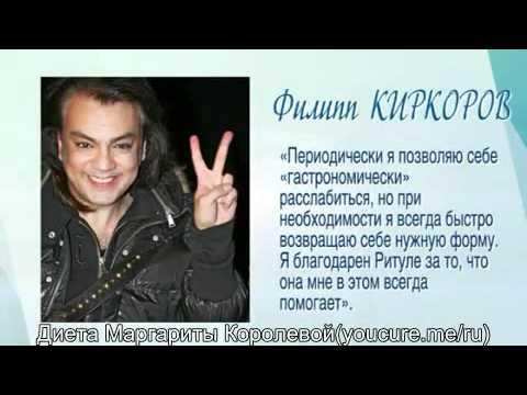 Диета Полины Гагариной минус 40 кг. Диета чередования