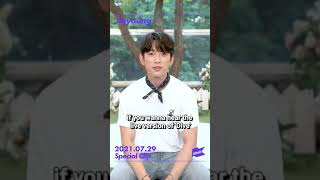 [ENG SUB]Jinyoung's song is coming !!! || 갓세븐 진영 ||  1TheK