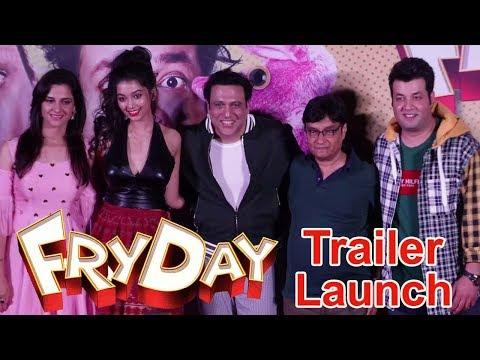 FryDay  Launch FULL HD I Govinda, Varun Sharma, Digangana Suryavanshi