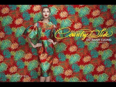Do Manh Cuong | SpringSummer 2016 | Countryside | Full Show