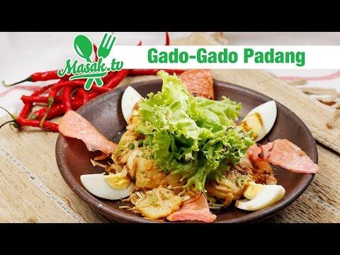 Resep Gado Gado Padang