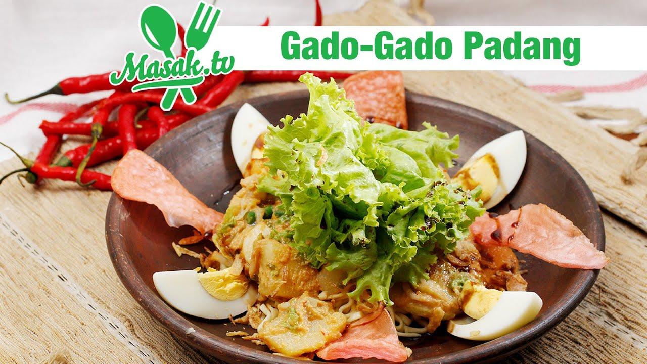 Image result for Gado Gado Padang   Resep #285