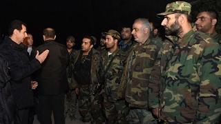 أخبار عربية - آراء متباينة بشان موقف #ضباط_الأسد من سلب القوات الروسية والإيرانية لهيبتهم