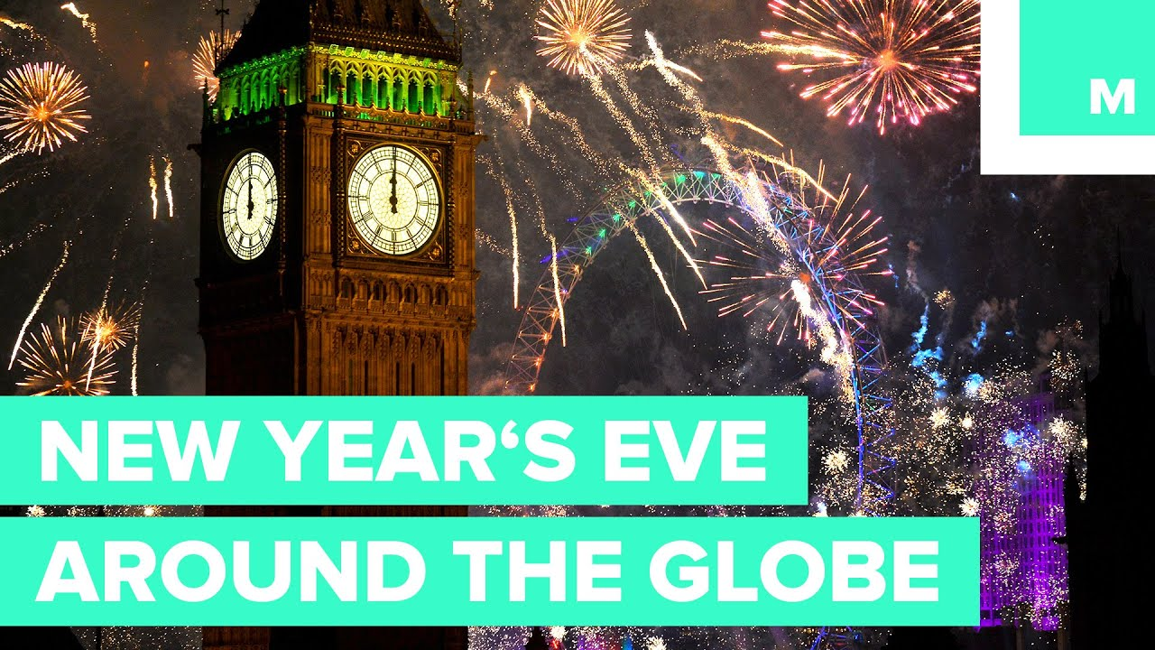 Festive Facts About New Year's Eve Around the Globe