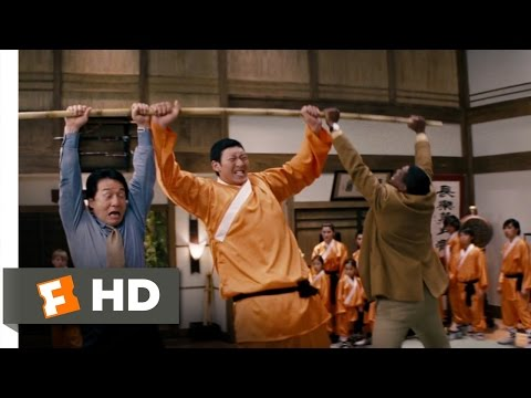 Rush Hour 3 (1/5) Movie CLIP - Carter vs. the Giant (2007) HD