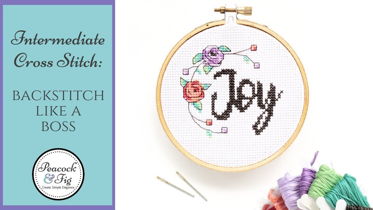 Stitching Classes - Peacock & Fig