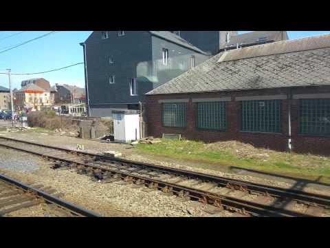 Luxembourg train ride