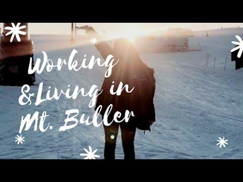 Working And Living In Mt Buller, Vic -  Australian Season