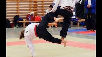 European Taido Championship 2015: Jissen men Jere Anttalainen vs. Antti Peltonen