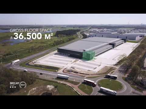 Distribution Centre Miles Tilburg
