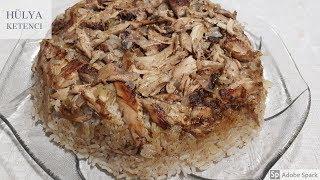 Şirvan (Baharatlı Tavuklu) Pilavı Nasıl Yapılır? - Hülya Ketenci - Pilav Tarifleri