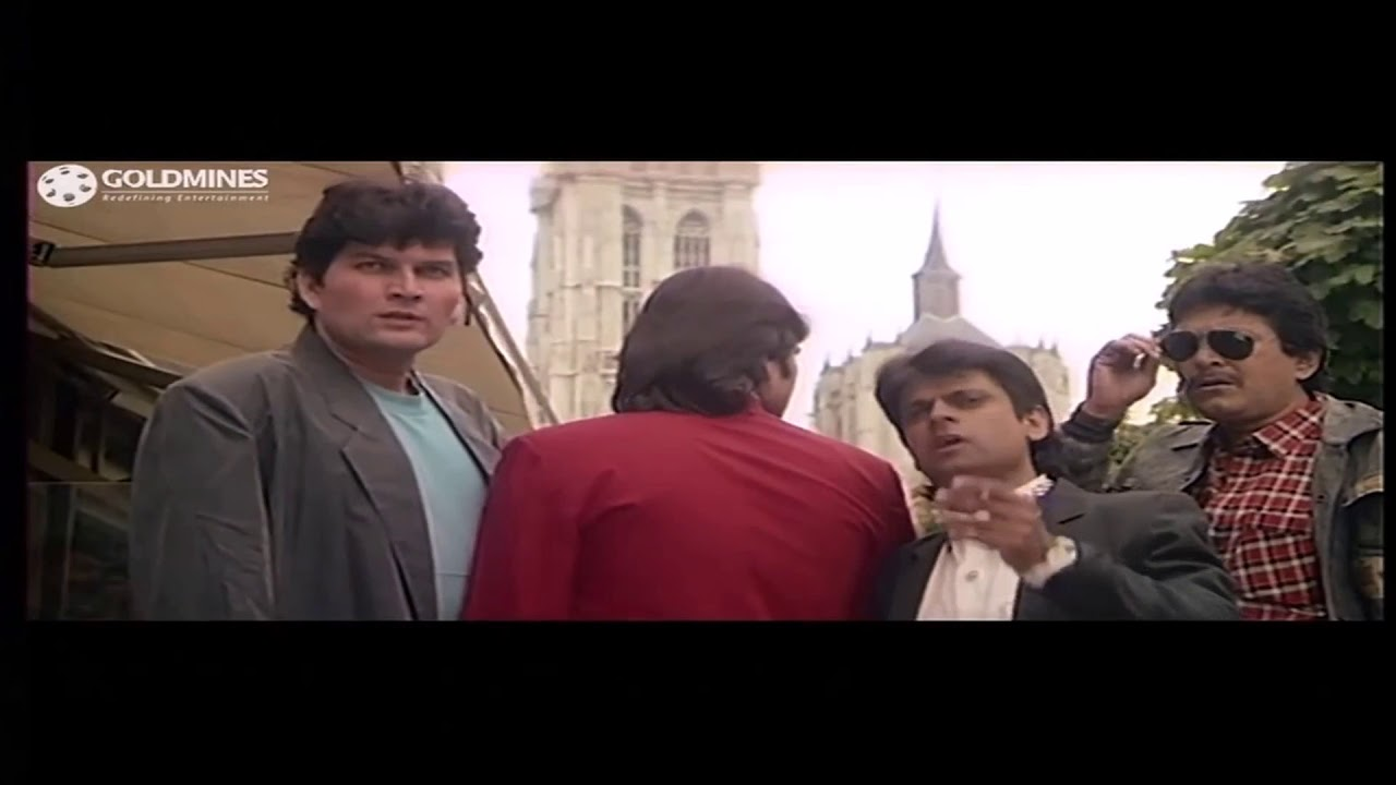 Download Vijay Kumar Scene: Gangster (1994)