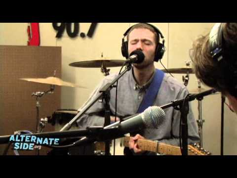 "The Radio Dept. - ""Heaven's On Fire"" (Live at WFUV)"
