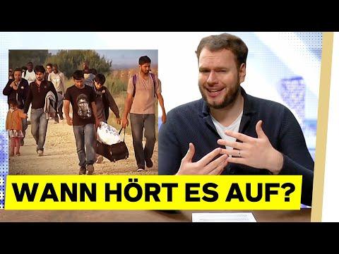 FLÜCHTLINGE: Warum ändert sich NICHTS?!