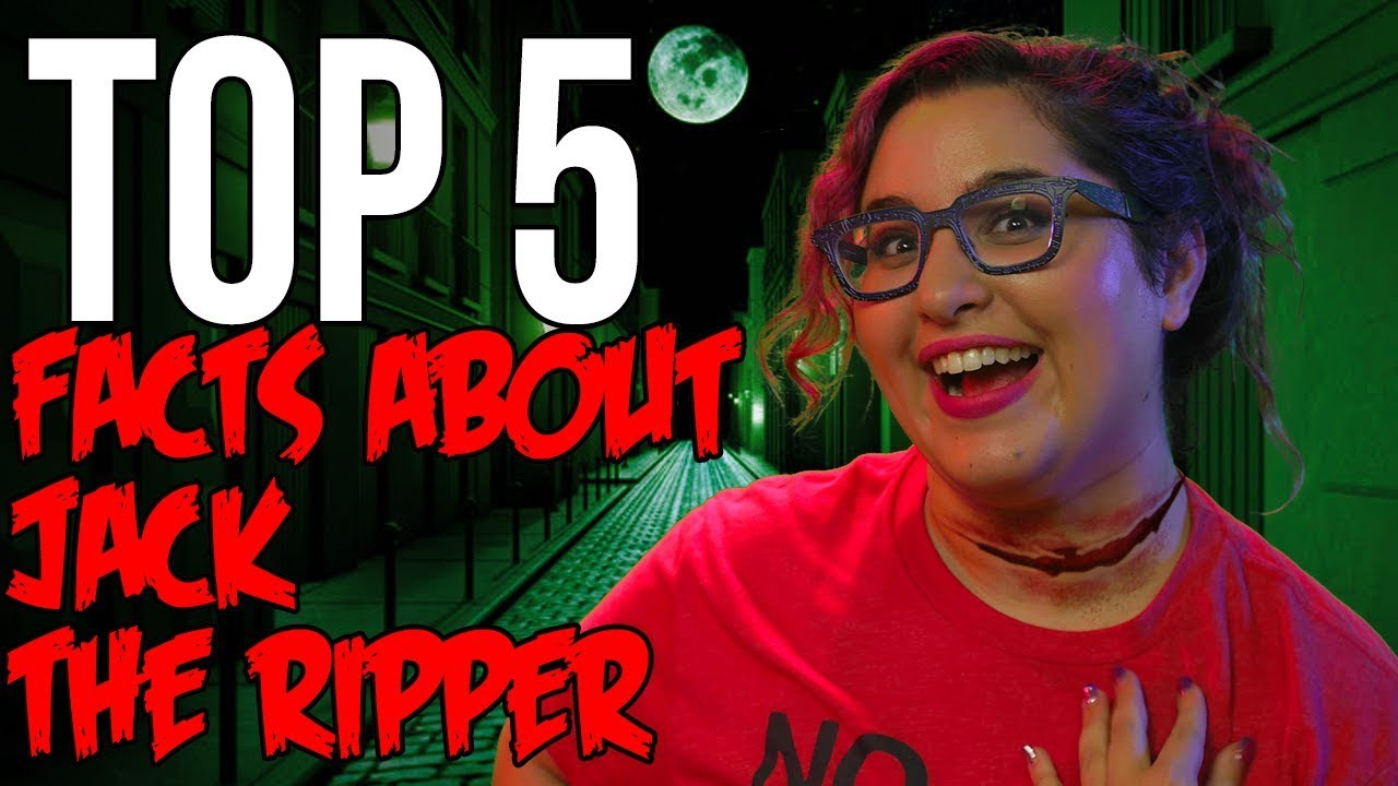 Top 5 Facts About Jack the Ripper Part 1 - Famous Serial Killers // Dark 5  | Snarled