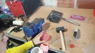 Como hacer un rodillo