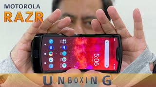 Motorola Razr unboxing and opinion