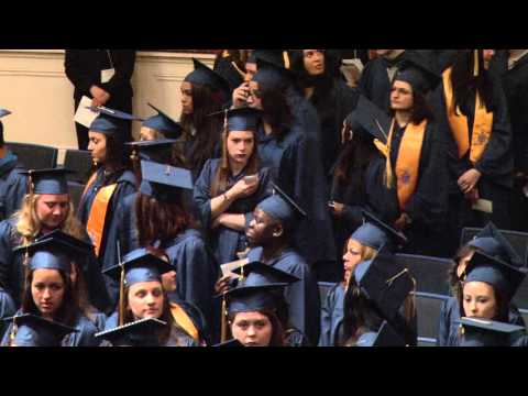 2015 Middlesex Community College Commencement