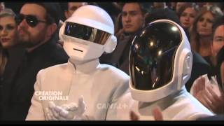 daft punk unchained mercredi 20h55 canal + 21 6 2015