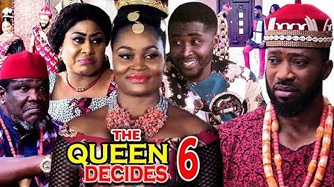 THE QUEEN DECIDES SEASON 6 - (Hit Movie) Fredrick Leonard 2020 Latest Nigerian Nollywood Movie