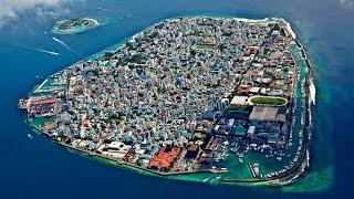 Мальдивы. Мале. Мечеть Хукуру. Рыбный Рынок. Серия #8